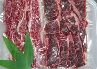 牛焼肉セット(4人前)