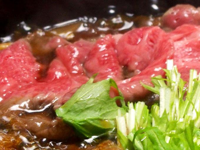 北海道産 和牛ロース すき焼き・しゃぶしゃぶ用(100g)